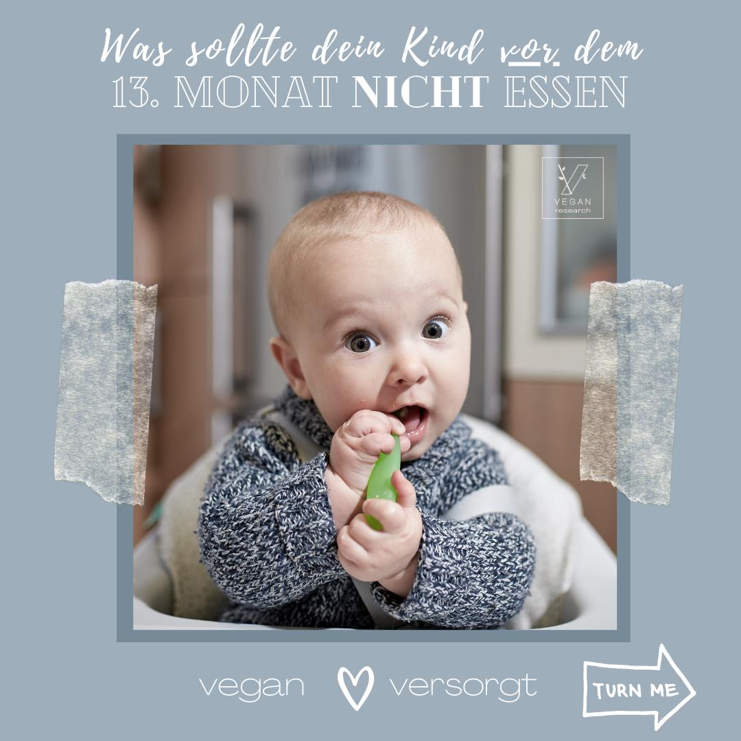 Vegan- Verbotene lebensmittel 1